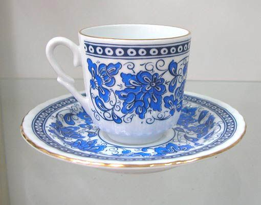 Rumi Turkish patterned cup