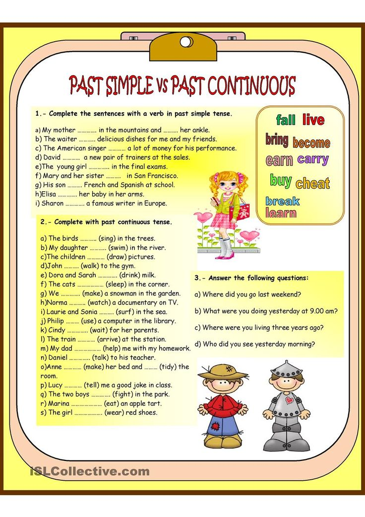 Past simple – irregular verbs | LearnEnglish Teens ...