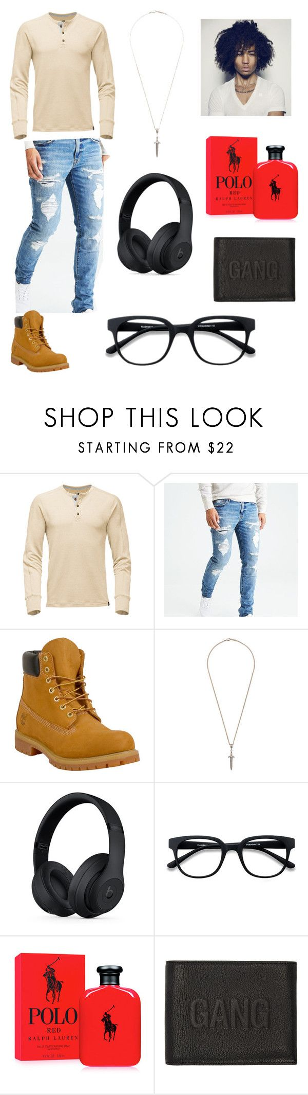 """Random"" by ofrandomness on Polyvore featuring American Eagle Outfitters, Timberland, Roman Paul, Beats by Dr. Dre, EyeBuyDirect.com, Ralph Lauren, Neil Barrett, men's fashion and menswear"