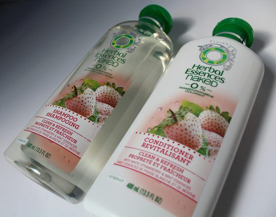 Revisiting Old Friends With Herbal Essences Naked Clean and Refresh Shampoo and Conditioner
