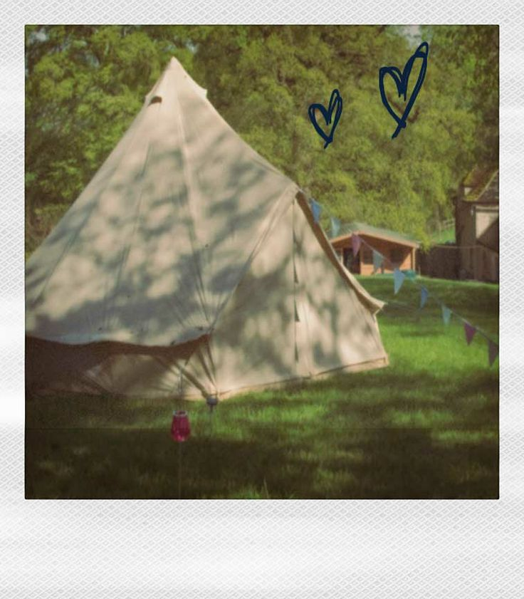 luxury glamping cotswolds