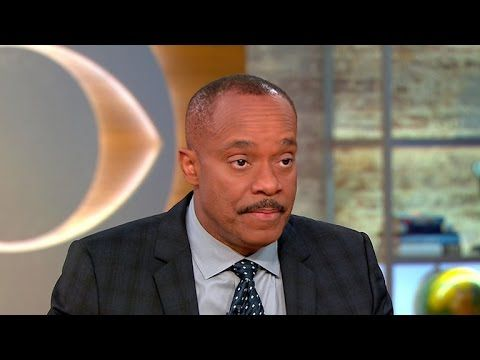 """CBS This Morning: Narrator Rocky Carroll on special crime series """"48 Hours: NCIS"""""""