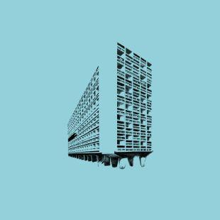 MAMO - Centre d'Art de la Cité Radieuse Marseille