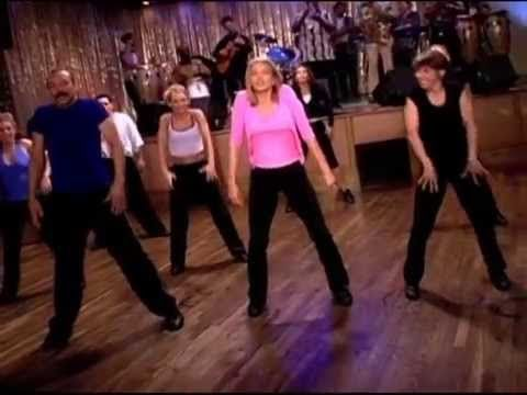 Kathy Smith : Danse Latino (Cours aerobic fitness complet)