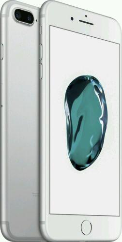 Apple iPhone 7 Plus Latest Model 32GB - Silver Unlocked Smartphone | eBay