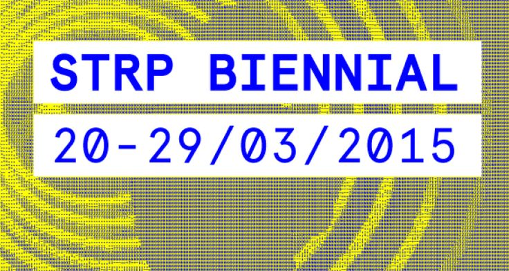 The Gaslamp Killer And Many More On STRP Biënnial 2015