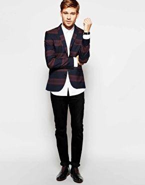 17 best ideas about Tartan Suit on Pinterest | Mens suits style ...
