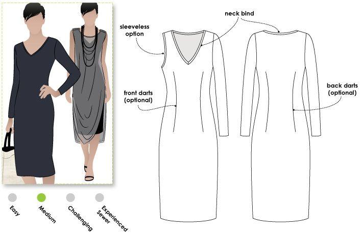 Cleo Knit Dress