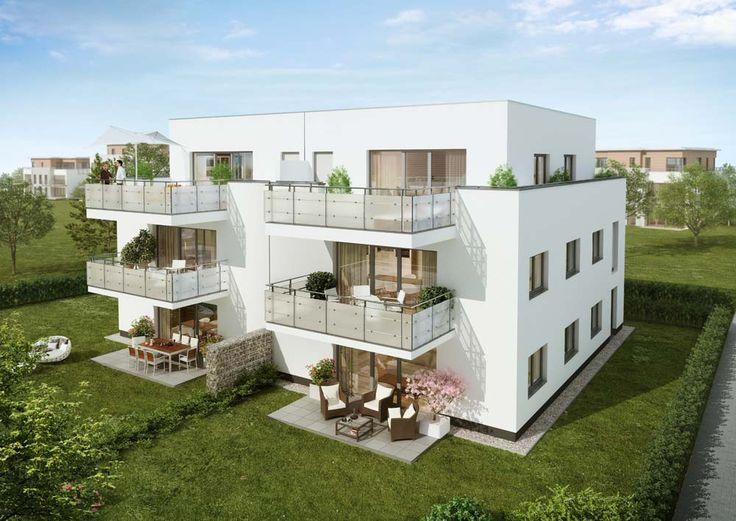 Bauobjekt Carl-Orff-Straße - Neubau von 4 Eigentumswohnungen - Bad Krotzingen - PEBAKO - http://freiburg.neubaukompass.de/Bad-Krozingen/Bauvorhaben-Carl-Orff-Strasse/