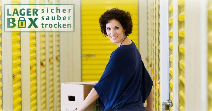 Möbel einlagern zu günstigen Konditionen? Dann ab zu LAGERBOX und passenden Lagerraum mieten. Mehr auf www.lagerbox.com