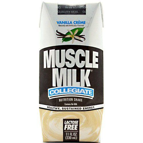 CytoSport Muscle Milk RTD Vanilla Creme 12  11 fl oz 330 ml shakes -- Visit the image link more details.