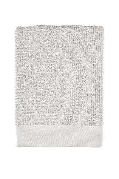 Classic håndklæde i varm gråfra Zone   Str: 70 cm. x 140 cm.