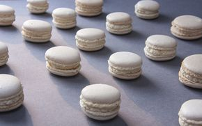 Vanilla Macaroons for beginners – by Ladyland