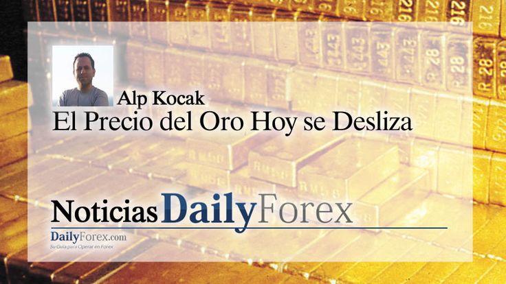 El Precio del Oro Hoy se Desliza | EspacioBit -  https://espaciobit.com.ve/main/2017/05/19/el-precio-del-oro-hoy-se-desliza/ #Forex #DailyForex #Oro #Gold #MercadoForex #Analisis