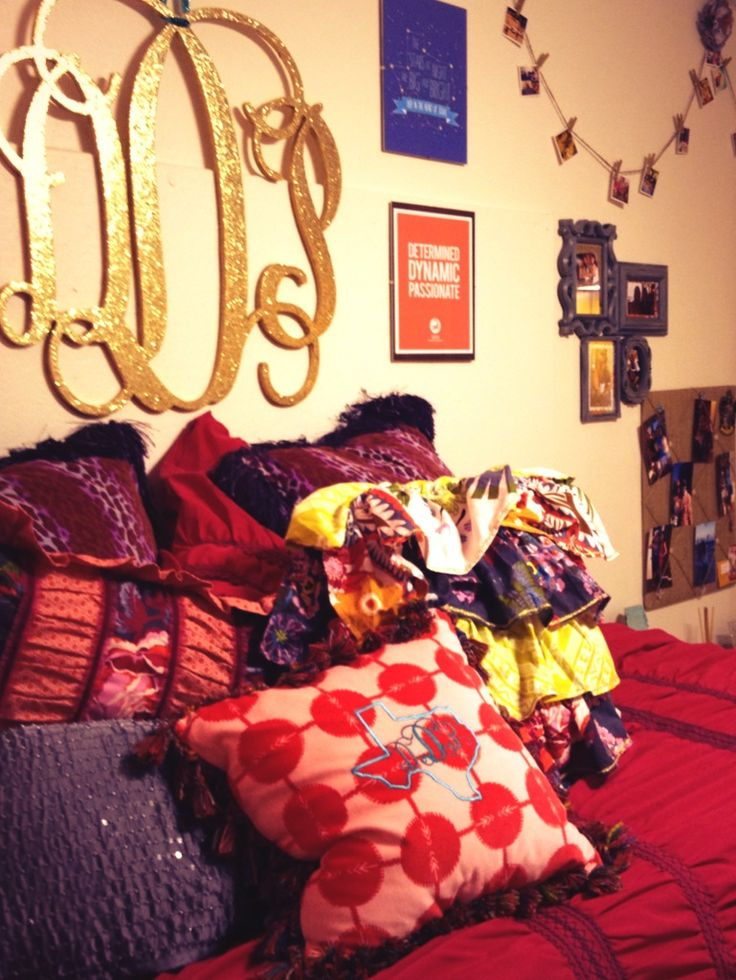 Dorm bedding by Southern Bliss Boutique- Frisco,TX