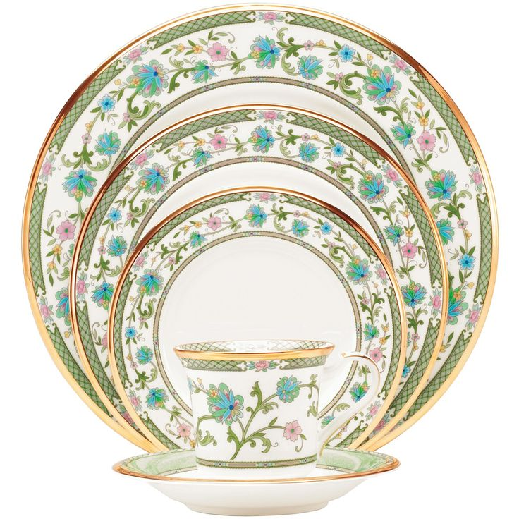 Beautiful Noritake Yoshino Bone China 20 Piece Dinnerware Set, Service For 4 Awesome Design