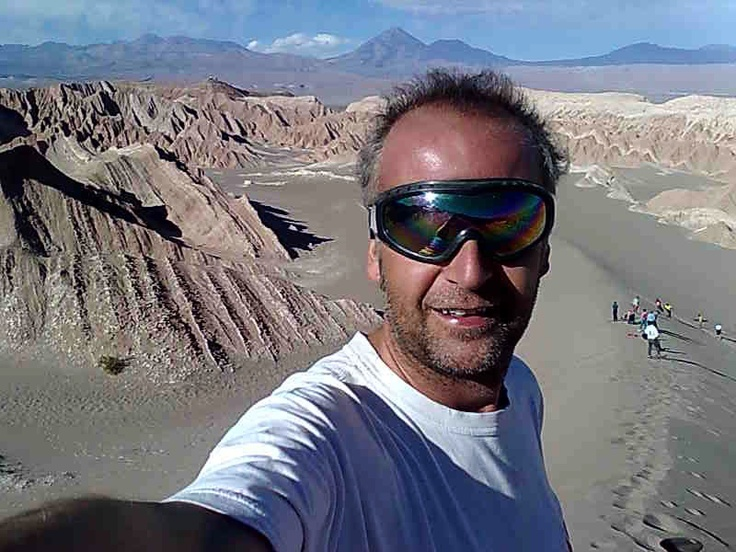 Valle de la Muerte. Atacama