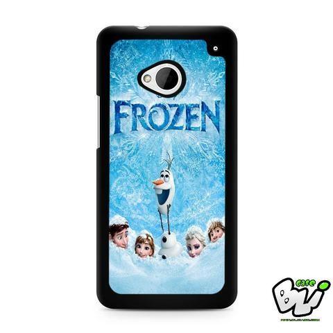 Frozen Cover Movie HTC G21,HTC ONE X,HTC ONE S,HTC M7,M8,M8 Mini,M9,M9 Plus,HTC Desire Case