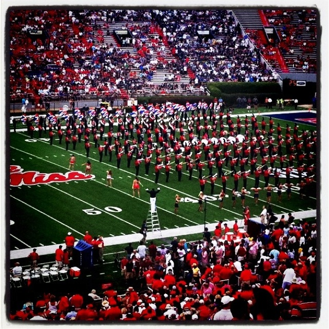 Hotty Toddy. Ole Miss!