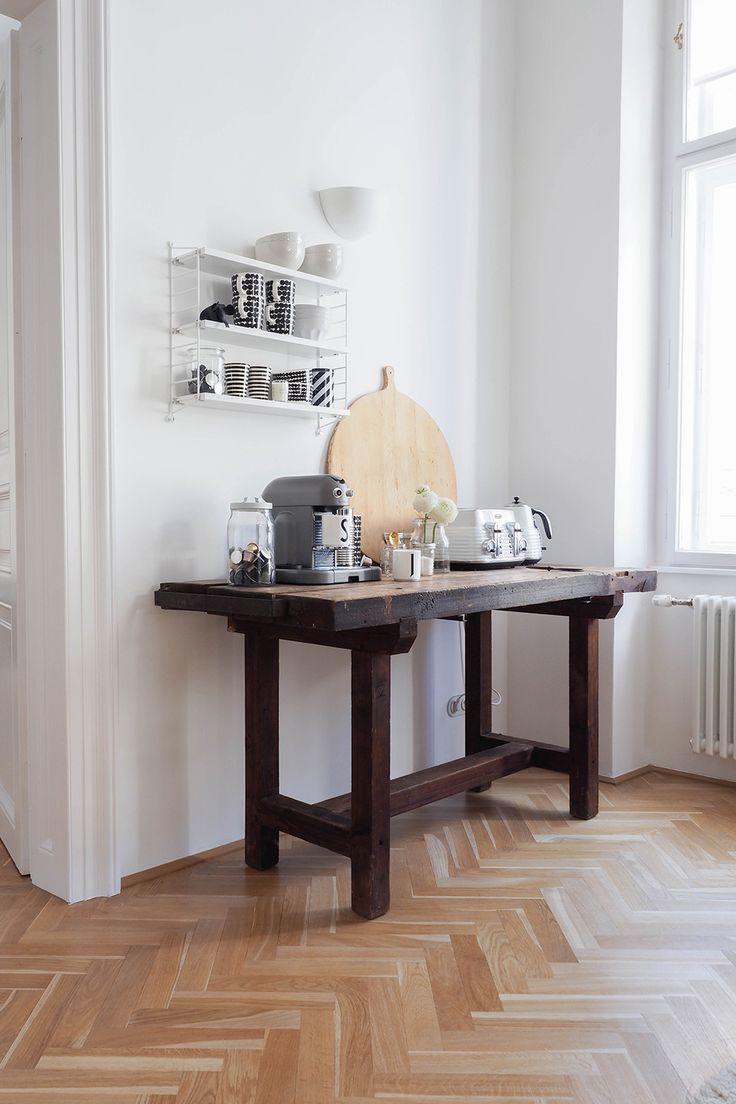 möbelliebe : svenja von svenjas traumzuhause Werkbank in der Küche