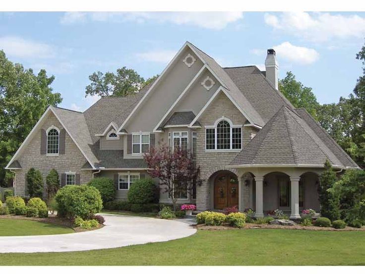 Country House Plans Country Houses And House Plans On Pinterest