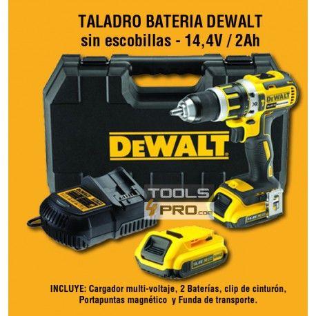 34 best herramientas dewalt images on pinterest dewalt - Taladro sin cable ...
