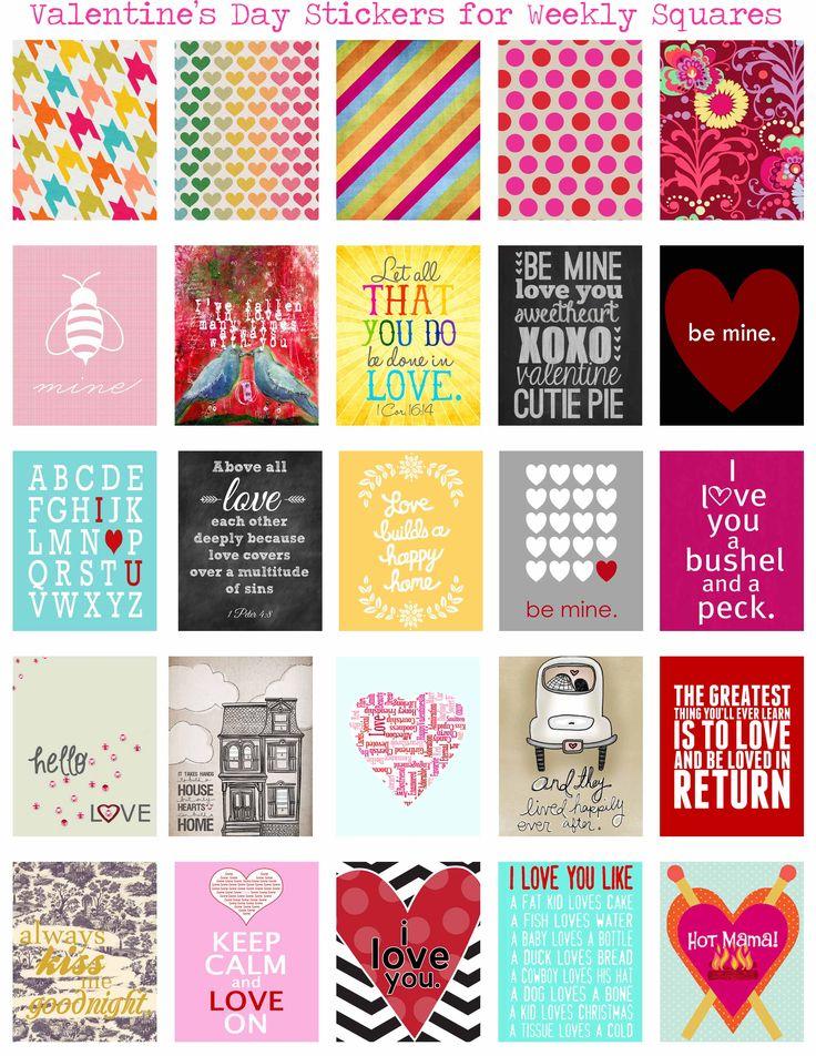 73 best planner printables images on pinterest