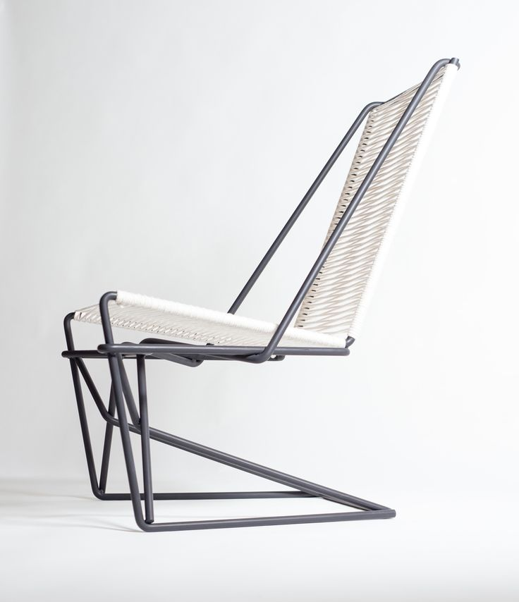 CR45: A Cantilevered Chair by Many Hands Design