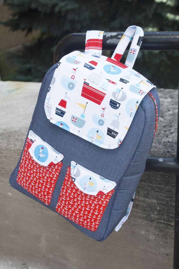 The 25+ best Backpack sewing patterns ideas on Pinterest ...