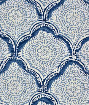 Portfolio Sanganer Indigo Fabric