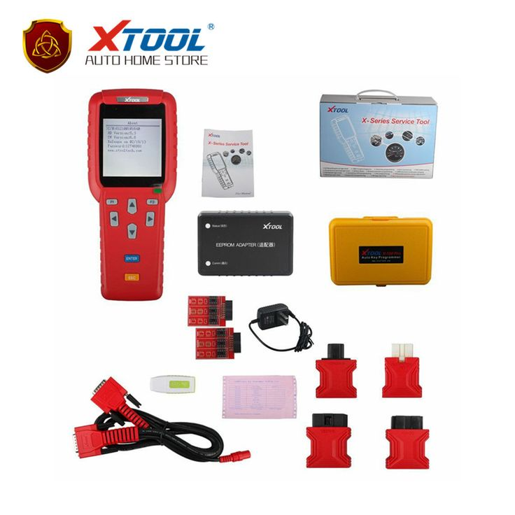 Xtool X100 PRO Auto Key Programmer X100+ Updated Version with EEPROM Adapter //Price: $311.00      #electronics