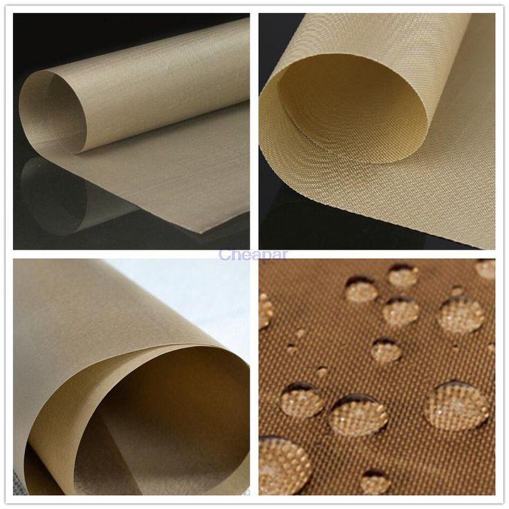 Excelente qualidade 60 * 40 CM de alta resistência Tempreture pano Baking Mat folha de churrasco Anti - petróleo tecido de cozimento linóleo reutilizar papel de óleo alishoppbrasil