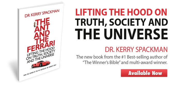 The new book from the best selling author of 'The Winner's Bible', Kerry Spackman    What is the meaning of life?  Can we be ethical beings in today's world?  Can we know if there is life after death?  Is there such a thing as Absolute Truth?  What caused the Big Bang and why should you care?