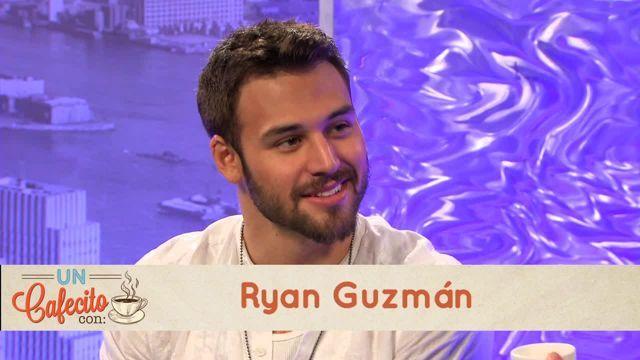 Cafecito con Ryan Guzman de la película 'Step Up All In' (VIDEO)