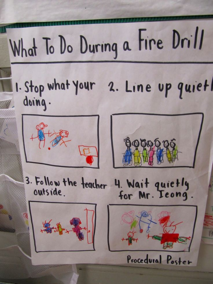 Display a chart for your first round of lessons to remind students what to do for a drill if they are in the library.   http://joyfullearninginkc.blogspot.com