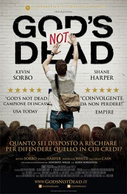new streaming italia: GOD'S NOT DEAD (2014) STREAMING - DOWNLOAD