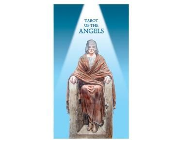 Tarot of the Angels - Lo Scarabeo brings another excellent deck of tarot cards this time incorporating messages from our Angels.    This deck brings positive messages and assists in overcoming problems and provides strength through love.