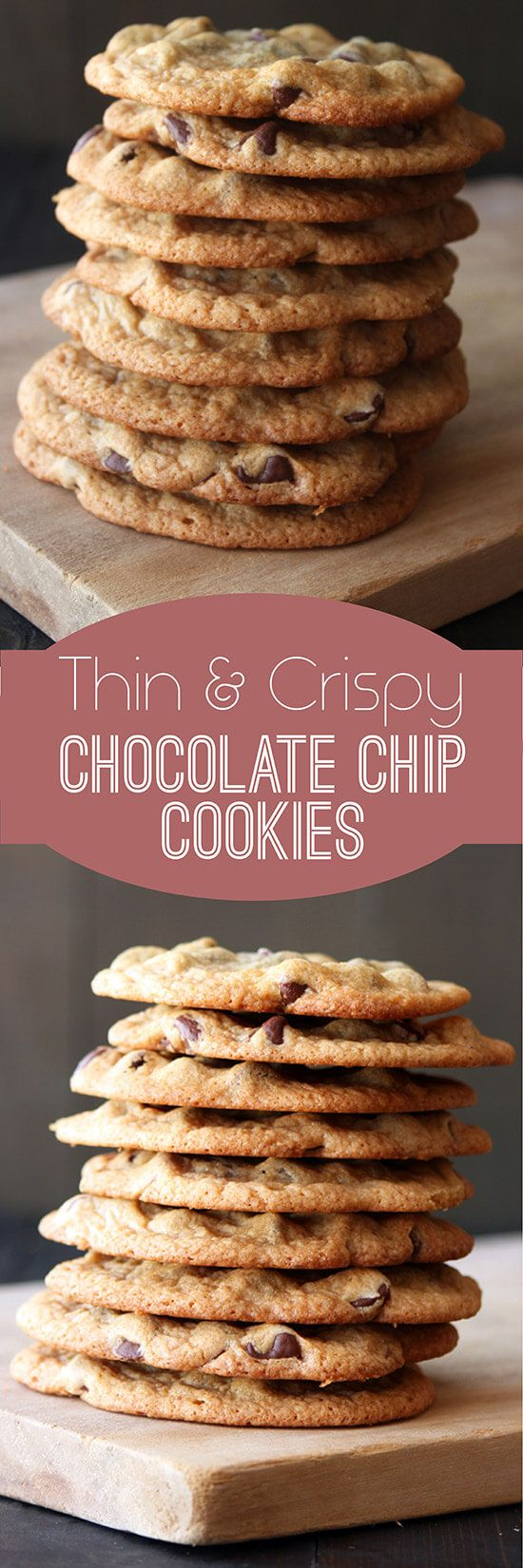 Quick and easy recipe for when you're craving that satisfying crunchy chew in a cookie!