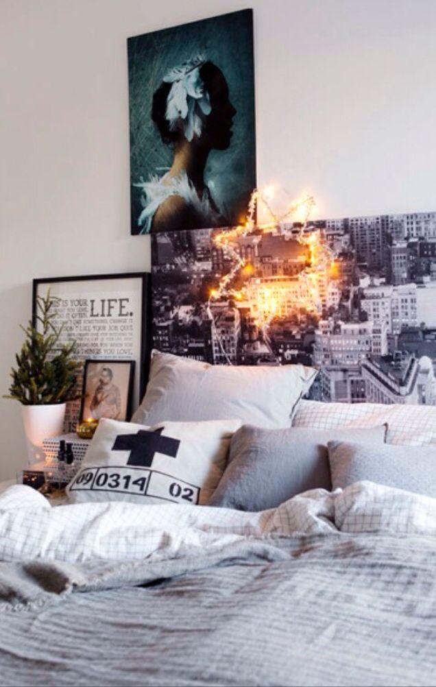 My bedroom, christmas