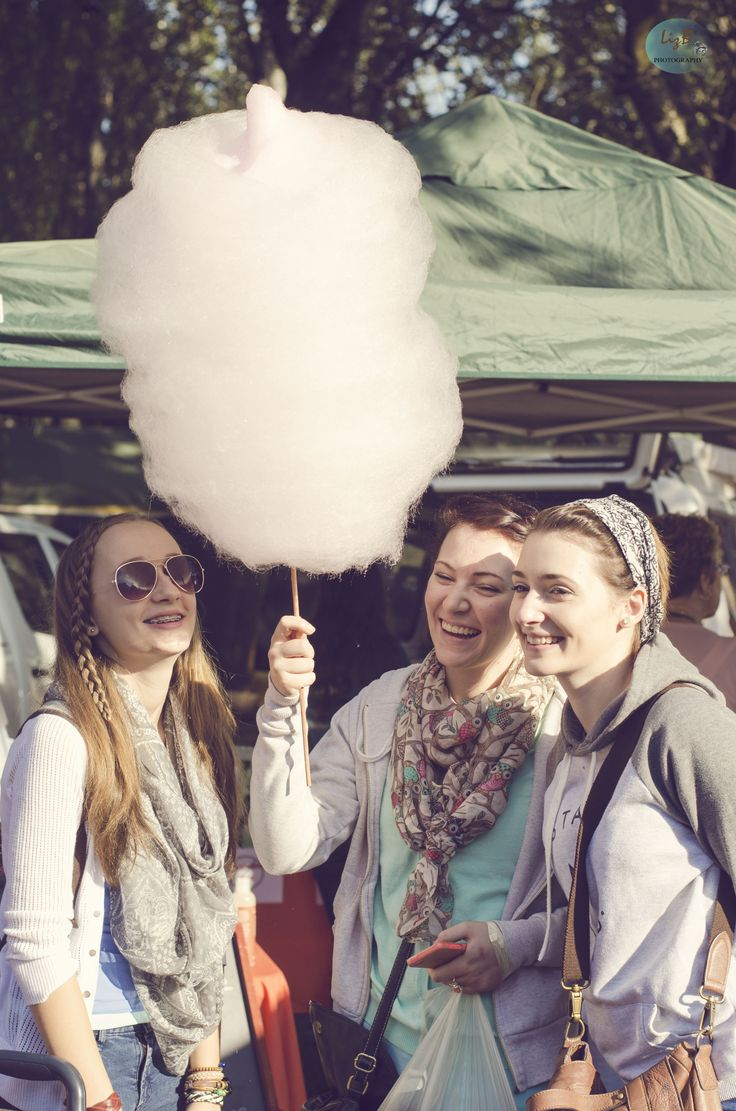 Giant Candyfloss <3