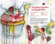 ... Recipes | Pinterest | Pistachio Cupcakes, Pistachios and Raspberries