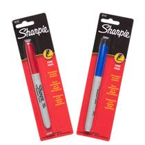 Sharpie Permanent Markers in Fashion Colors, dollar tree