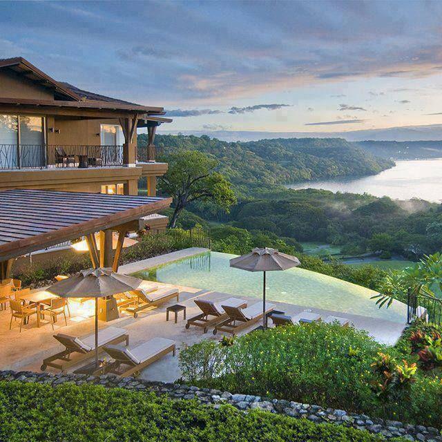 #Villas Vista Hermosa #Hotel in Tambor, Costa Rica