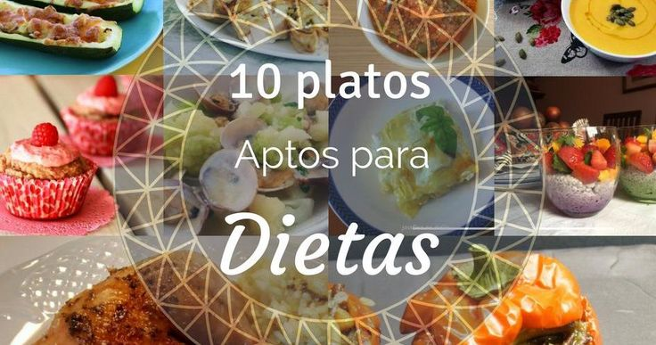10 platos aptos para dietas
