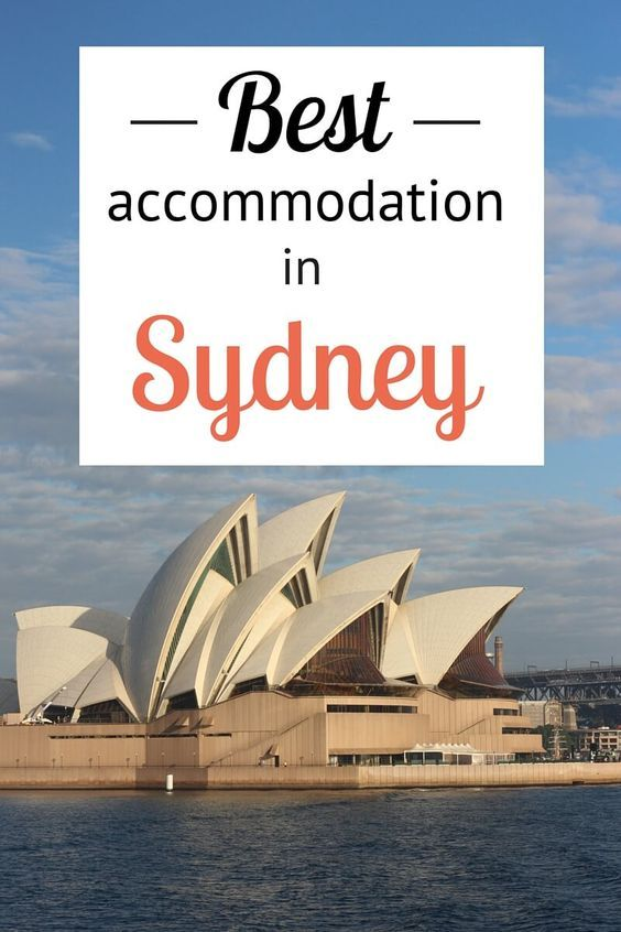 Looking for the best accommodation in Sydney? I've created this list of 5 best hotels, 5 best apartments, and 5 best hostels from budget to luxury!