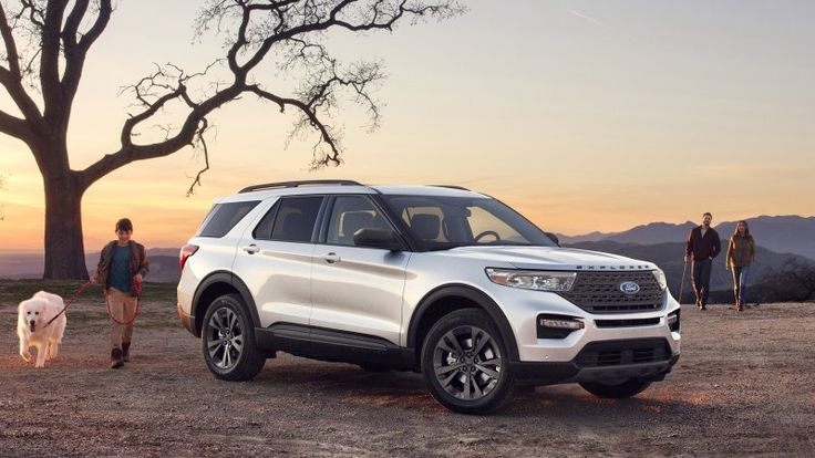 2021 ford explorer restores xlt appearance package  ford