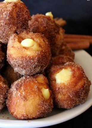 Snickerdoodle Poppers Recipe | Oh Bite It