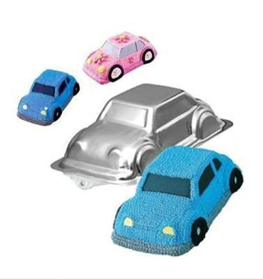 Cake tin ~ Modify and make the Big Red Car?