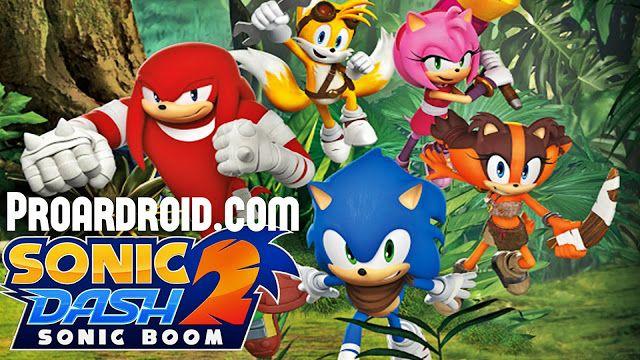 Sonic Dash 2: Sonic Boom منصة مختلفة عن ما اعتدنا عليه مع  رغم أنها جيدة بالتساوي. بوضوح ليست عنوانا فريدا خاصا ولكنها لا تزال لعبة ركض لا نهاية لها ومسلية بشكل خاص.  واحدة من أكثر التجديدات إثارة في One of Sonic Dash 2: Sonic Boom هو أنه يمكنك استخدام العديد من الشخصيات في نفس السباق. عليك فقط تغييرها في بعض من النقاط الخاصة التي سوف تجدها في الإعدادات. أيضا كل شخصية لديها إمكانياتها الخاصة المختلفة عن أي شخص آخر.  الرسومات في Sonic Dash 2: Sonic Boom مدهشة. لا تقوم فقط بتشخيص جماليات ألوان…