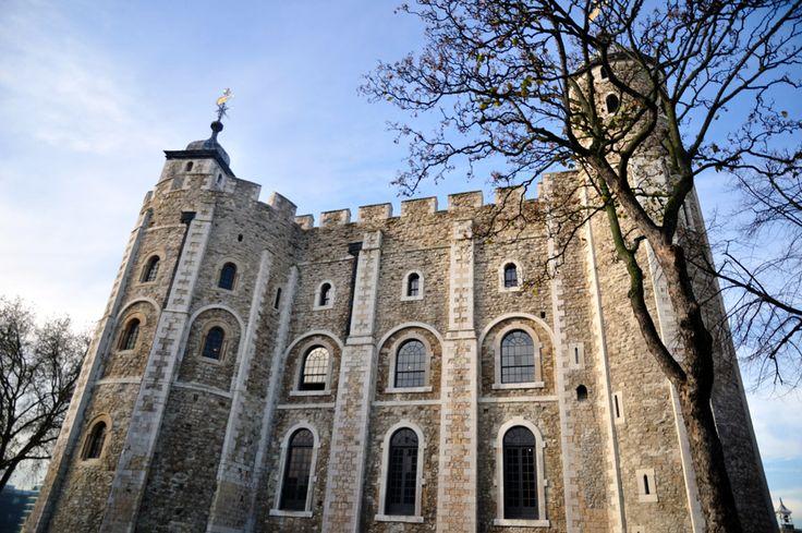 Torre de Londres. Puedes ampliar la información de castillos medievales en nuestro artículo del blog de www.solerplanet.com